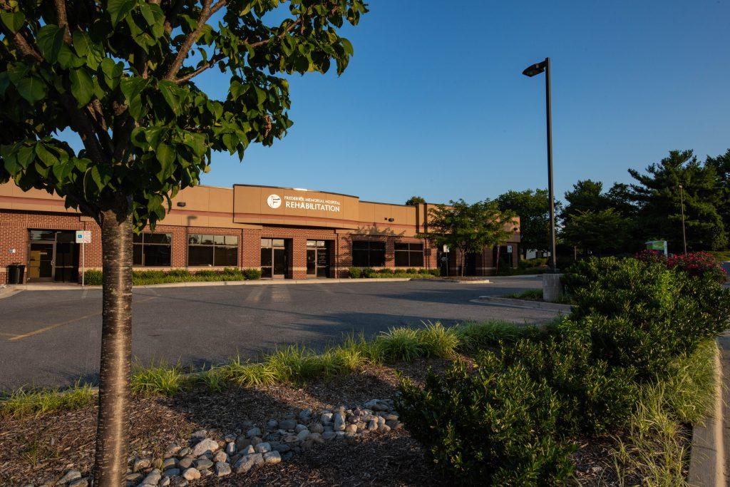Liberty Professional Center Waynesboro Construction